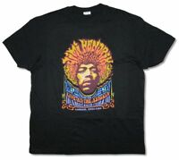 Jimi Hendrix Live at the Astoria 1967 Black T Shirt New Official