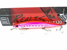 Duo Realis Jerkbait 120SP SW LIMITED COLOR ADA0119 PINK SARDINE