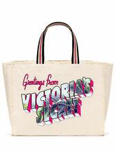 NWT Victorias Secret Beach Bundle Getaway Tote Towel Accessories Bag Summer