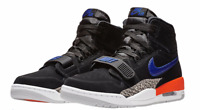 NIKE AIR JORDAN (LEGACY 312) BBALL SHOES AV3922-048 BLACK MENS SZ 12 NEW NIB🔥