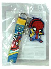2019 NYCC Kotobukiya Spider-Man Lanyard Exclusive Marvel Rubber Charm Collection