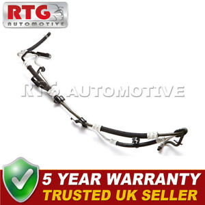 Power Steering Pipes Hose + Nut for Ford Focus 2004-2011 1743278 5 YEAR WARRANTY
