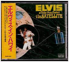 Elvis Presley - Aloha From Hawaii Via Satellite CD Japan R32P 1053 SEALED OBI
