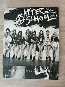 After School - First Love 6th Maxi Single Kpop Album CD Junga Version +Photocard