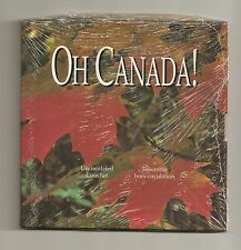 1997 Oh Canada! Sealed Uncirculated 7-Coin Set with Flying Loon