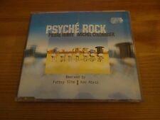 PIERRE HENRY AND MICHEL COLOMBIER : PSYCHE' ROCK CD SINGLE *BARGAIN*