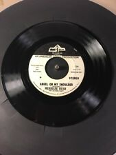 Merrilee Rush Angel On My Shoulder 2 Sided Promotional 45 Record