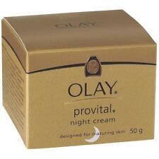 Olay Pro-vital Night Cream 50G  extra nourishment and moisturisation mature skin