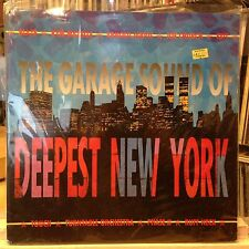 [EDM]~[VARIOUS ARTISTS]~EXC 2 DOUBLE LP~The GARAGE SOUND OF DEEPEST NEW YORK~'88