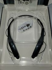 Lg Tone Triumph Bluetooth Wireless Headset Hbs-510 Black