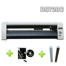 Hq 24 Brand New Vinyl Cutter Contour Cutting Redsail Red Dot Cutting Plotter