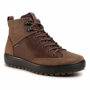 Ecco Soft 7 Tred M GTX 45011455778 Cocoa Brown Men's Boot - NEW - EU 45 / US 11
