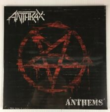 Anthrax - Anthems LP Record - BRAND NEW -  Classic Rock Covers