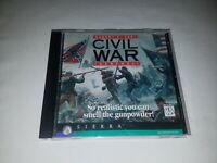 Robert E. Lee: Civil War General (PC, 1996) *Disk and both case inserts only