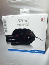 Sennheiser GAME ONE Open Acousti Gaming Headset with Microphone Brand New Black