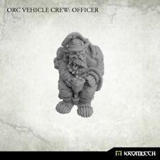 Orc Vehicle Crew: Officer - Kromlech