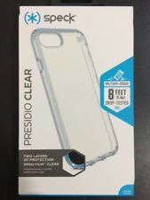 Speck Presidio Stay Clear Impact Cover Case for iPhone 7 PLUS / 8 PLUS - Clear