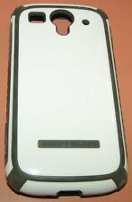 Body Glove Tactic case for T-Mobile Huawei myTouch, High Gloss White & Gray