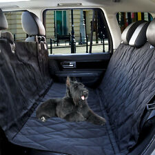 Waterproof For Car Rear Seat Dog Pet Heavy Duty Cushion Cover Protect Practical