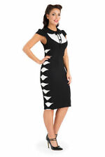 Polyester Collared Wiggle, Pencil Casual Dresses for Women