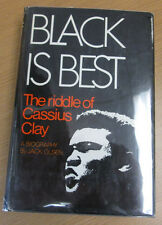 Black is Best the Riddle of Cassius Clay Muhammad Ali Rare Boxing Book