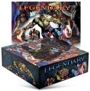 Legendary: A Marvel Deck Building Game - Englisch Core Set