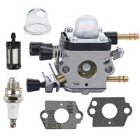 Carburetor Carb kit for Stihl BG45 BG55 BG65 BG85 SH55 SH85 Blower Zama C1Q-S68G