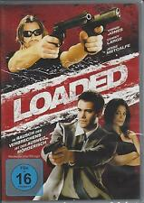 DVD - Loaded - Vinnie Jones - Jesse Metcalfe - Corey Grande