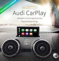 Wireless Apple CarPlay Audi A1 Navigation 2010 - 2018 GPS MMI