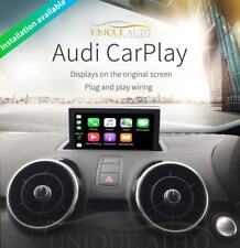 Wireless Apple CarPlay Audi A1 Navigation 2010 - 2018 GPS MMI