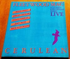 FLEETWOOD MAC Cerulean (SHANGHAI HAI 300 UK 1985) SUPERB BRITISH BLUES  2LP SET