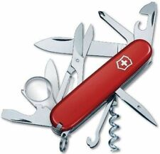Victorinox Swiss Army Knife Explorer Red 91mm, Clam Pack 56791 **NEW**