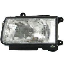 New Headlight (Driver Side) for Isuzu Amigo IZ2502102 1998 to 1999