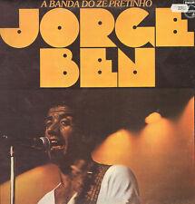 JORGE BEN - Band Do Ze Pretinho / Berenice - Philips