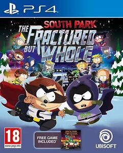 South Park The Fractured But Whole PS4 New Sealed