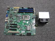 SuperMicro X8SIL Motherboard w/ heatsink X8SIL-CT033