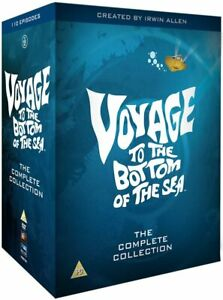 VOYAGE TO THE BOTTOM OF THE SEA Complete Series Collection DVD Set NEW Region 2