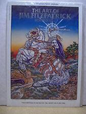 The Art of Jim Fitzpatrick Portfolio 2 (signed/numbered) (Ireland)