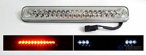 LED Third 3rd Brake Light for 88-98 Chevy GMC C/K C10 PU 1500 94-00 2500 Chrome