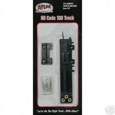 Atlas #52  Left Remote Switch Machine  HO Scale for Code 100 Rails