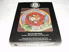 "Robert Hunter ""Tiger Rose"" 8-Track Tape, SEALED/ MINT!, 1970's Original Round"