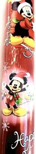 Disney Mickey Mouse & Pluto Holiday Gift Wrap, 15 sq.ft.