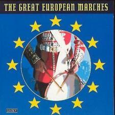 Various Artists : The Great European Marches CD (2000) ***NEW***