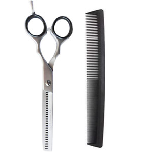 NMB Professional Hair Thinning Scissors 5.5 Inch Jaguar Pattern