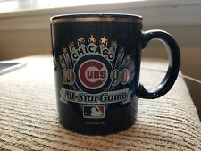 1990 BASEBALL ALL-STAR GAME MUG, 12 oz. CUP, CHICAGO CUBS BEAND NEW