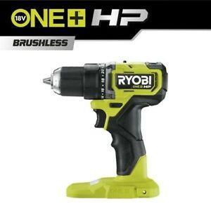 Ryobi 18V ONE+™ HP Cordless Brushless Compact Drill Driver (Band New)