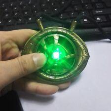 Doctor Strange Collar Llavero 1/1 Tiempo De Piedra Ojo de Agamotto LED Luz Y Caja