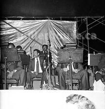 1974 Belvedere Jazz Festival Musicians Toronto Orig. B&W 35mm Film Negative #4