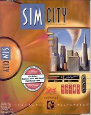 SIM CITY ENHANCED MULTIMEDIA +1 Click Windows 10 8 7 Vista XP Install