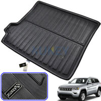 For Jeep Grand Cherokee WK2 2011-2019 Rear Trunk Cargo Mat Boot Liner Floor Tray